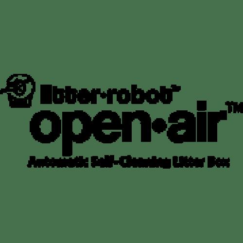 Litter Robot 3 Open Air Automatic Self-Cleaning Cat Litter