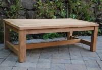 Large Rectangle Coffee Table - Paradise Teak