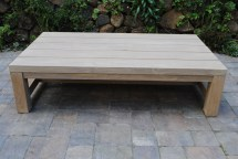 Tuscany Collection Reclaimed Teak Coffee Table