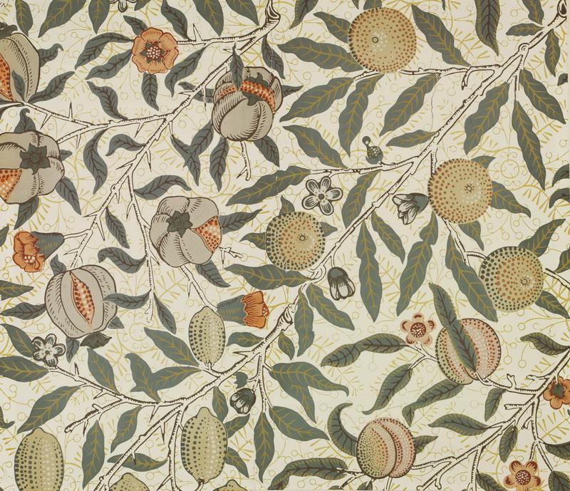 ウィリアム・モリス William Morris_Fruits