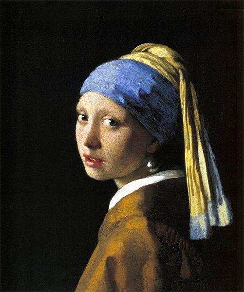フェルメール『真珠の耳飾りの少女』