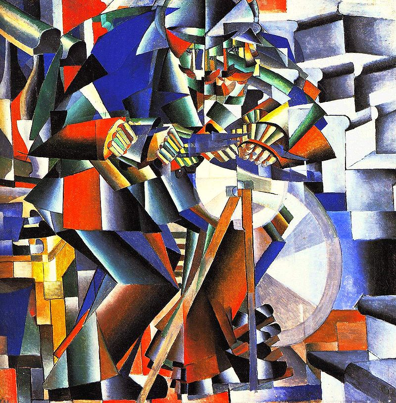 Malevich_The_Knifegrinder