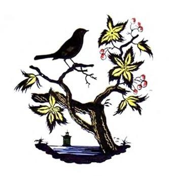 ゲオルギー・ナールブト_Georgy Narbut_Георгий Нарбут_ナイチンゲール(アンデルセン作)_Nightingale-06