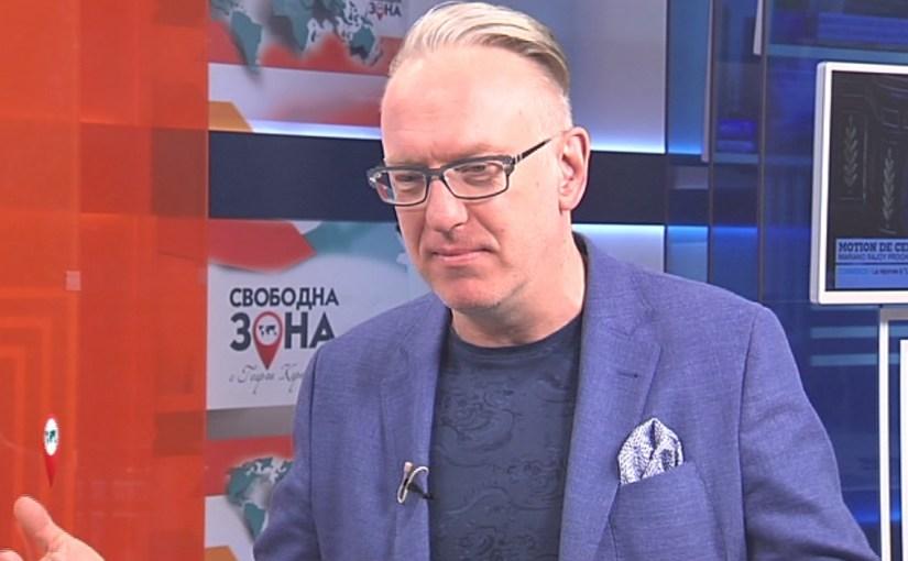 Мариуш Шчигел пред Коритаров: Патосът в Чехия винаги е смешен