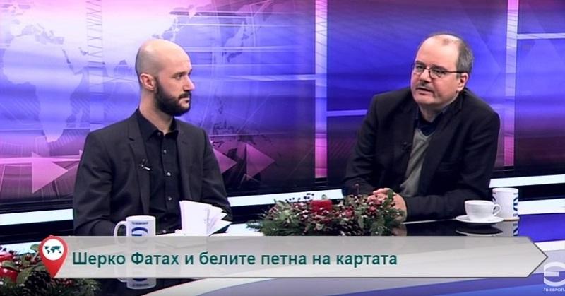 """Емигрантство винаги ще има, но трябва да обърнем внимание на реакцията към него: Шерко Фатах в студиото на """"Свободна зона"""" с Георги Коритаров"""