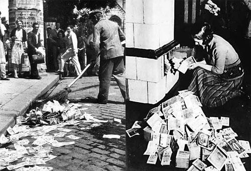 German Inflation 1923
