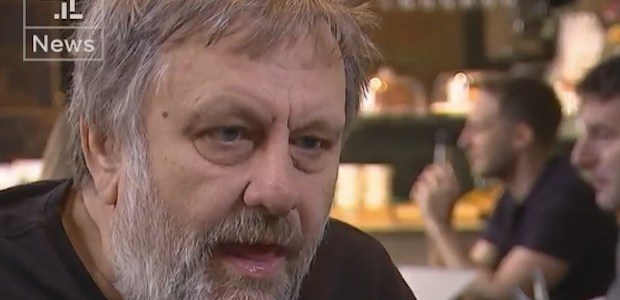 Making sense of Zizek's choice for Trump