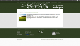 Pros Corner - Eagle Point Golf Course
