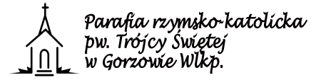 Parafia rzymsko-katolicka pw. Trójcy Świętej