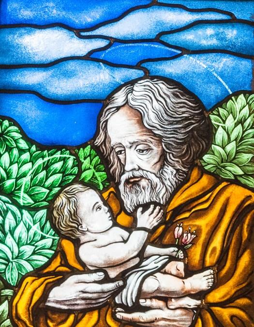 św. Józef, opiekun Jezusa