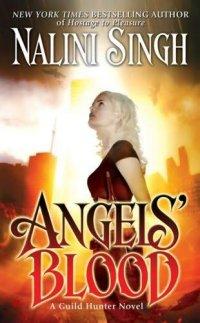 capa do livro Angels' Blood