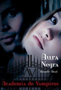 capa do livro Aura Negra