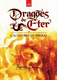 capa do livro Dragões de Éter: Caçadores de Bruxas