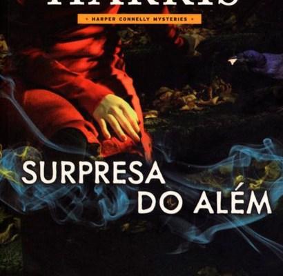 capa do livro Surpresa do Além