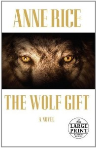 capa do livro The Wolf Gift