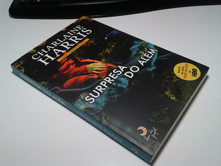 livro Surpresa do Além - Harper Connelly Mysteries #2