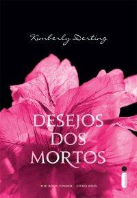 capa do livro Desejos dos Mortos - série The Body Finder #2