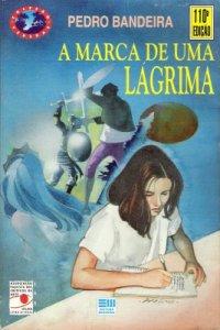capa do livro A Marca de uma Lágrima