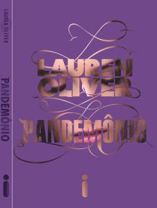 capa do livro Pandemônio - Lauren Oliver