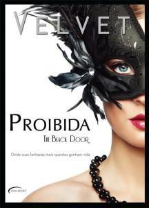 capa do livro Proibida - Velvet