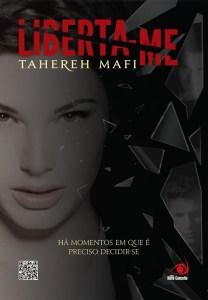 capa do livro Liberta-me - Tahereh Mafi