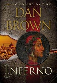 capa do livro Inferno - Dan Brown