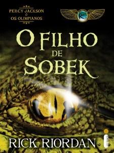 capa do livro O Filho de Sobek - Rick Riordan