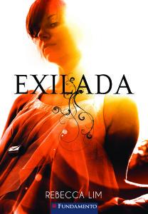 capa do livro Exilada - Rebecca Lim