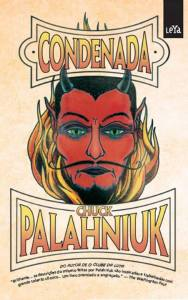 capa do livro Condenada - Chuck Palahniuk
