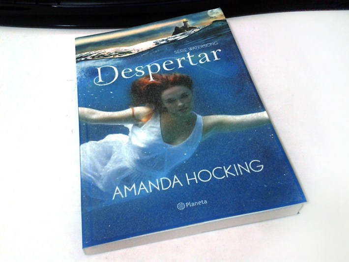 Despertar - Amanda Hocking