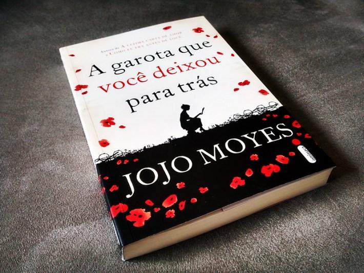A Garota que você deixou para trás - Jojo Moyes