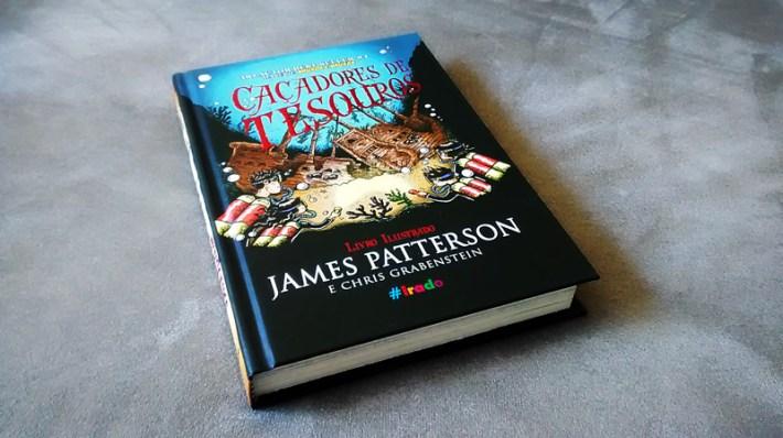 Caçadores de Tesouros - James Patterson