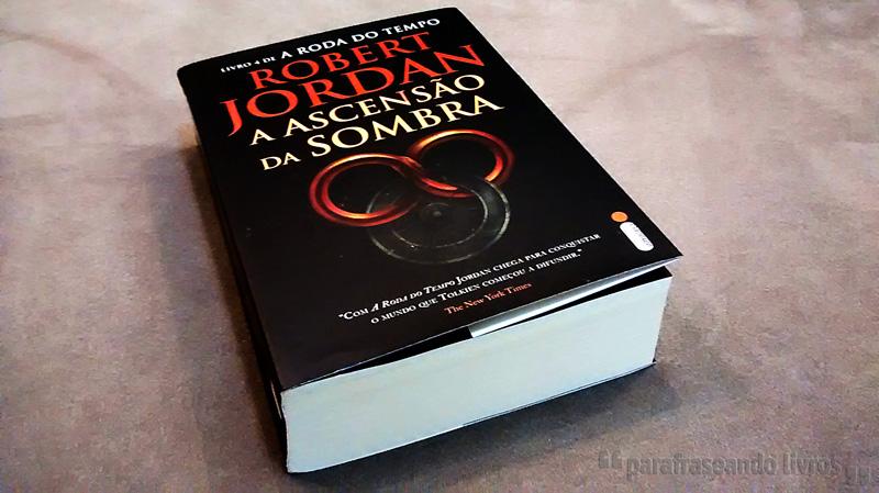 A Ascensão da Sombra - Robert Jordan