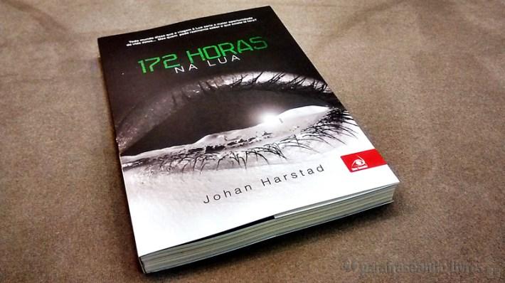 172 Horas na Lua - Johan Harstad