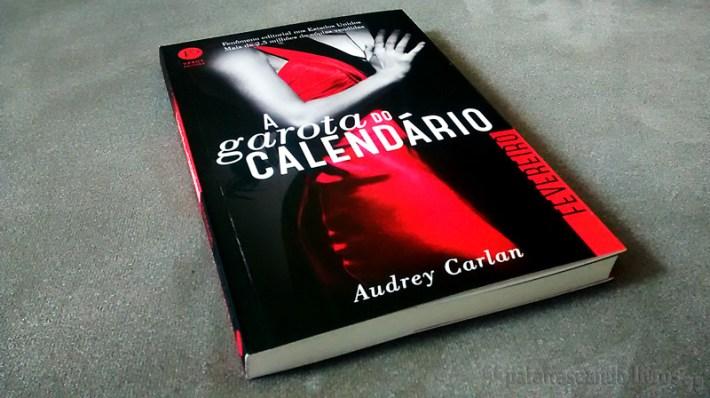 a garota do calendário: fevereiro - audrey carlan