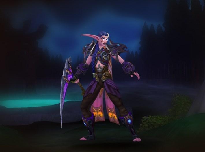 Lyandir World of Warcraft