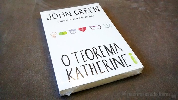 teorema katherine - john green