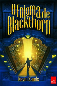 o enigma de blackthorn - kevin sands