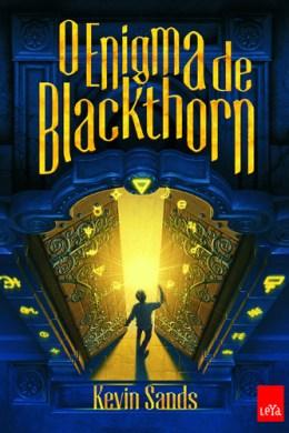 o enigma de blackthorn - kevin sands