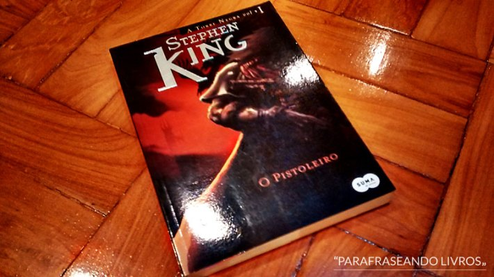 o pistoleiro - stephen king