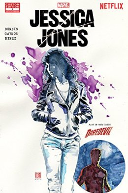 marvel's jessica jones - brian bendis