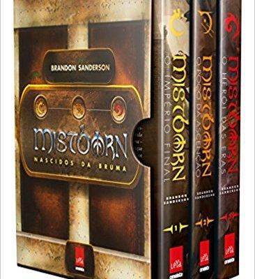 box mistborn - brandon sanderson