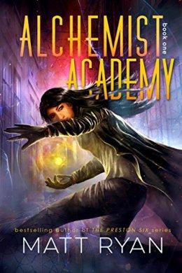 alchemist academy - matt ryan