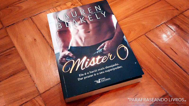 Mister O - Lauren Blakely