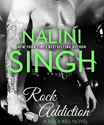 rock addiction - nalini singh