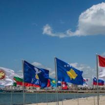 Paragliding_Albania_9th_FAI_Flags