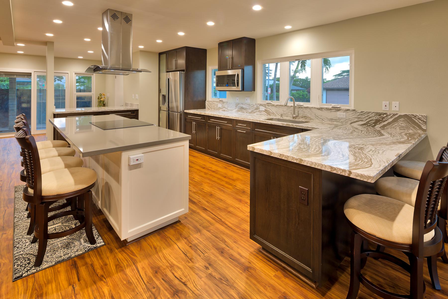 kitchen remodel hawaii purple rugs washable mililani residence home renovation remodeling honolulu