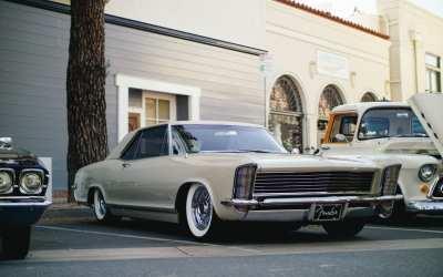 Visiting a Classic Car Museum