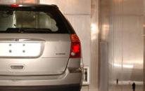 Drive-in Testing chambers