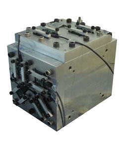 Cube Vibration Fixtures